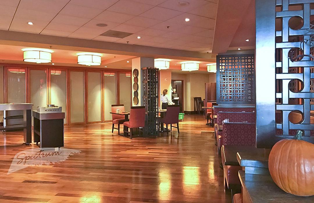 Marriott lounge